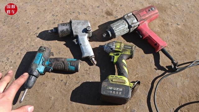 电动扳手怎么选择好