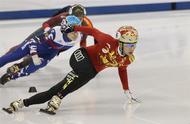 短道世界杯武大靖夺男子500米金牌 范可新摘女子500米银牌