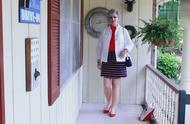 老了也要当个时髦的老太太!年过70的她如何穿搭成为时尚达人!
