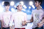 NCT马克自称是EXO粉丝,处处都表达着对前辈的尊敬