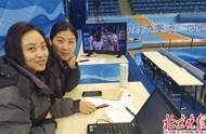 中国女子冰壶队首胜!四朵金花情意浓 一片冰心在玉壶