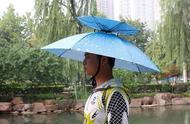 X宝孵出新品 雨伞帽子脑洞大开为哪般?