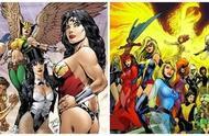 漫威电影中所有的女性角色,女超人真漂亮!