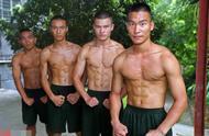 摄影实拍:中国军人肌肉照,让人看了血脉喷张,这才是中国男人!