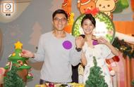 袁伟豪首次过甜蜜圣诞节,要将自己送给女友