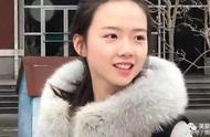 艺考中的初恋脸爆红网络,这位山东美女清纯耐看,你说她像谁呢?