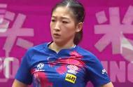 恭喜国乒!刘诗雯、朱雨玲会师世界杯决赛,中国队成功包揽冠亚军