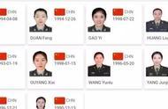 中国女排,军运会12人大名单军装正式版出炉,4位世界冠军压阵