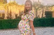 米兰达可儿三胎宝宝将出生!小7岁富豪老公把她宠上天,人生赢家