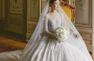 不输baby!婚纱优雅皇冠贵气,文咏珊意大利古堡婚礼浪漫有排场
