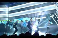 Super Junior八年前《Mr.simple》现场,神童那时候好瘦哦