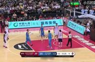 北京vs深圳林书豪狂砍28分9助攻,打出了超一流后卫的水准