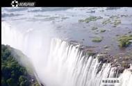 维多利亚瀑布,被称为 魔鬼的化身,当地人都不敢靠近