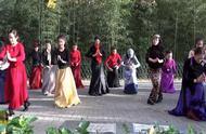 紫竹院广场舞《那一天》,舞姿柔美,赏心悦目!