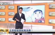 王思聪被限制高消费!网友调侃:不能坐飞机,但他有私人飞机啊