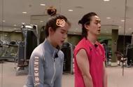 戚薇体重暴露了!李承铉背着她健身的表情出卖了戚薇