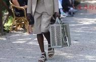 鸟笼子垃圾桶都可以做包包?