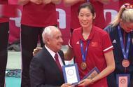 女排世界杯最佳阵容出炉!中国女排有4人入选,朱婷当之无愧MVP!