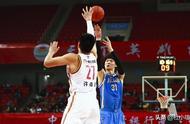 王哲林生涯最强一战,44分16篮板,他已经在MVP卫冕的路上?