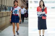 夏季日常穿搭选色很重要,越是简单的款式,更需要精心的色彩搭配