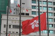 香港暴徒太猖狂!13岁女童焚毁国旗被拘捕,中国法律底线不容触碰