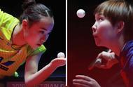 时隔一年,朱雨玲再次落败,伊藤美诚3连进决赛终夺冠