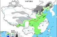 形势确定,北方大范围雨雪今日开启,局地或暴雪,10省市或受影响