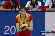 中国女排3-0取军运会开门红,整场只让美国队得35分