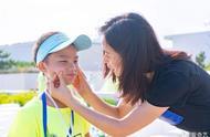 """江一燕的爬行者公益团体举办了""""与你同在的夏天""""夏令营活动"""