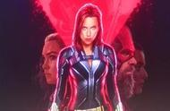 3部漫威新作概念海报,《黑寡妇》白色制服亮相,红女巫要黑化了