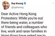 敢曝光香港真相,又一位西方大媒体撰稿人惨遭围攻