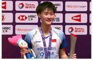 真棒!陈雨菲7进决赛7次夺冠,首夺总决赛冠军并登顶世界第一!