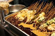 这几种重庆最常见的街头小吃,你最喜欢的是啥呢?