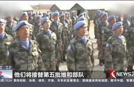 蓝盔勇士出征!中国第六批赴马里维和部队出征 彰显大国担当