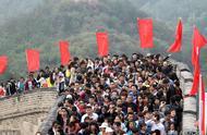 """7张国庆旅游""""人山人海""""照片,每一张,都令人震撼"""