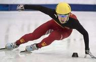 短道速滑世界杯美国站武大靖无缘500米领奖台 范可新摔倒未进决赛