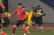 中国队0比1不敌韩国,全场零射正,遭遇东亚杯两连败