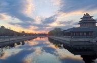 今天北京的朝霞,又刷屏了!错过了没关系,我们这里有图