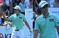 韩国高尔夫手在球场向观众竖中指,被禁赛三年并罚款