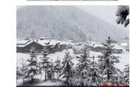 下雪啦!下雪啦!中国雪乡近期有望正式开园