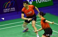 真冤!中国羽毛球队在香港遇争议判罚,混双获胜后遭改判输球