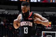 11中拿到50分!哈登轟出NBA歷史第一記錄,球迷怒斥哈登碰瓷