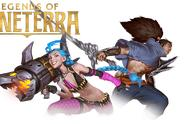 英雄联盟卡牌新作:《Legends of Runeterra》