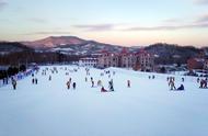 冬日旅游好去处:哈尔滨已经下雪了,白色的风光等着你