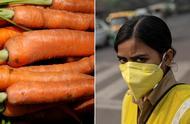 印度部长出奇招:吃胡萝卜应对空气污染!网友:荒谬,你多吃核桃