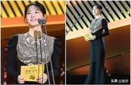 48岁李英爱时隔14年再度现身青龙奖,靓丽美貌完爆现场众女星