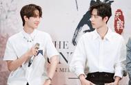 """《陈情令》王一博韩国宣传照称""""他是舞蹈机器,拥有魅力笑容"""""""