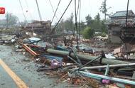 """强台风""""海贝思""""逼近日本 已造成一人死亡多人受伤"""