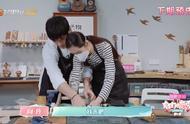 为宝宝准备礼物!向佐不让郭碧婷干重活,张绍刚:是不是怀孕了?