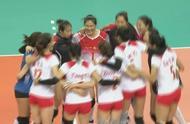 3:0力克卫冕冠军!中国八一女排二连胜